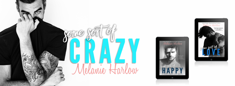 happy crazy love banner Mel